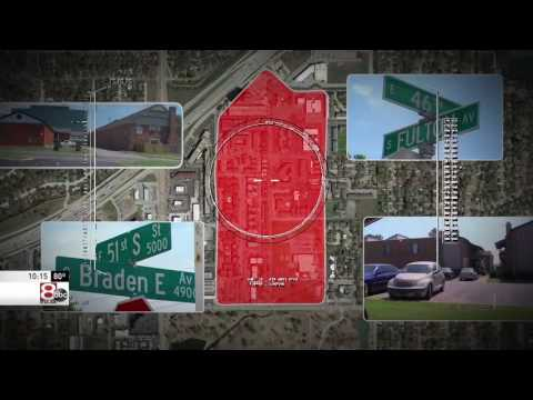 Top 5 crime spots in Tulsa