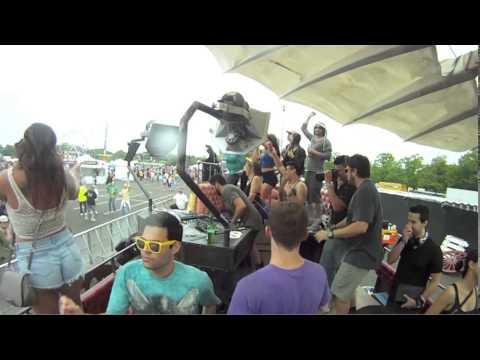 MODUS - I'm 100% LIVE at EDC New York 2013