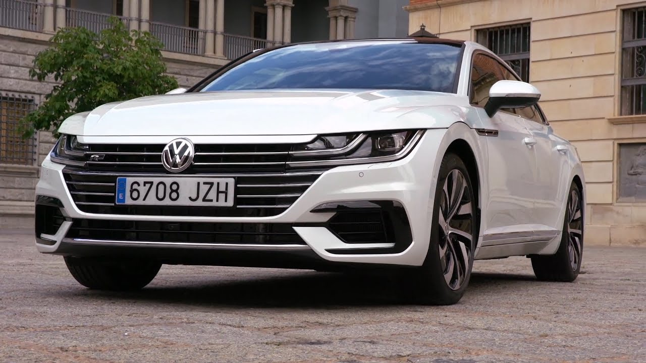prueba volkswagen arteon r line amor a primera vista cent metros c bicos youtube. Black Bedroom Furniture Sets. Home Design Ideas