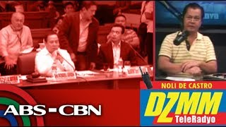 DZMM TeleRadyo: Trillanes questions Senate's 'sacred cow' treatment for Duterte sons