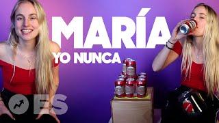MARÍA (OT2018) juega con nosotros al YO NUNCA