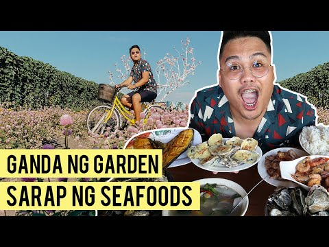 Cheap Seafoods (Iloilo) must try and Barotac Flower Farm Trip