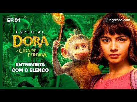 Playlist Dora e a Cidade Perdida | Série Especial