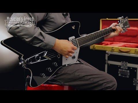 Gretsch Guitars Custom Shop Caddy Bo Hollow Body Electric Guitar