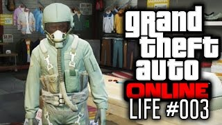 Grand Theft Auto Online Life #3 - San Andreas Flight School