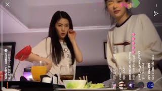 190426 레드벨벳 Red Velvet SAPPY Instagram Live