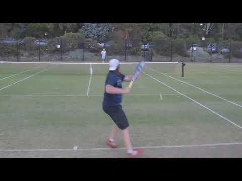 Luke Chigwidden | 2018 Australian Tennis Transfer