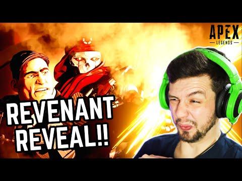REVENANT CONFIRMED & ABILITIES SHOWN!! Full ASSIMILATION Trailer Breakdown! Apex Legends Season 4