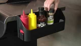 Customize your Grill with Char-Broil Gear Trax™ Accessories