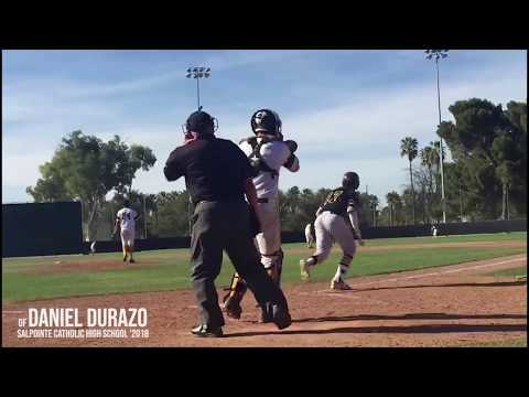 OF Daniel Durazo. Salpointe Catholic High School Class of 2018. Highlights.