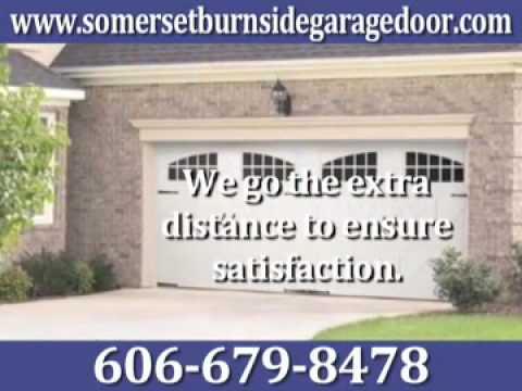 Somerset-Burnside Garage Door & Glass CO Inc, Somerset, KY