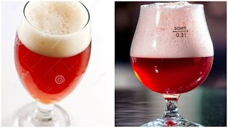 """Домашнее пиво. Рецепт """"Красный октябрь"""". Авторский."""