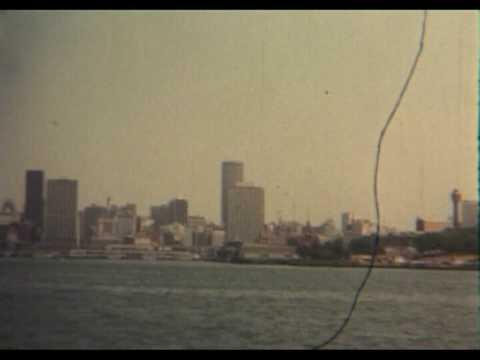 1969 - A drive around Sydney, Australia