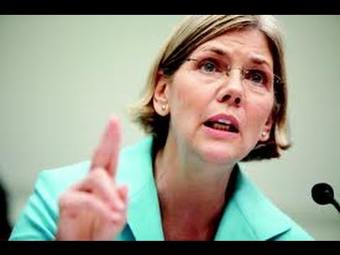 Elizabeth Warren Introduces New Glass-Steagall Act