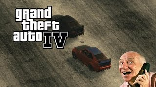 DENNIS OPA RUFT AN | GTA 4: Multiplayer [Let