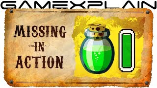 Where Has All the Magic Gone? Zelda's Magic Meter is Missing in Action!