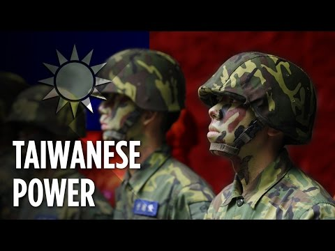 How Powerful Is Taiwan?