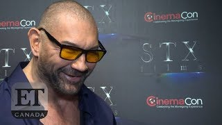Dave Bautista Talks 'My Spy', Teases 'Guardians Of The Galaxy Vol. 3'