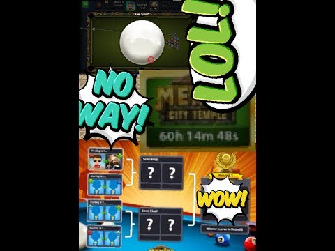 8 Ball Pool Free Coin Giveaway!!! ID- 236-415-474-3