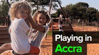 Vlog #6 Legon Botanical Garden I Ghana, Accra