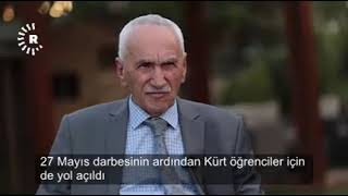 Şakir Epözdemir KDPT'nin kuruluş hikayesini anlattı