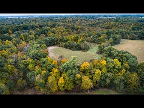 Hunting Farm With A Nice Pond For Sale In Fulton County Illinois
