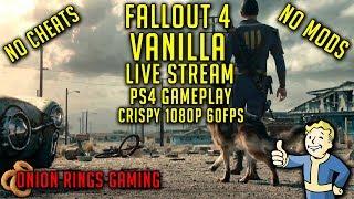 Fallout 4 Vanilla #3 (No cheats, No mods) (PS4) 1080P 60FPS