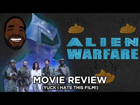 ALIEN WARFARE (2019) - A ANGRY MOVIE REVIEW 🎥