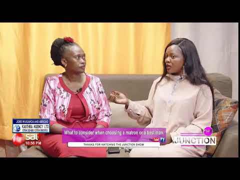 Download What to consider when choosinh a matron or a best man | The Junction