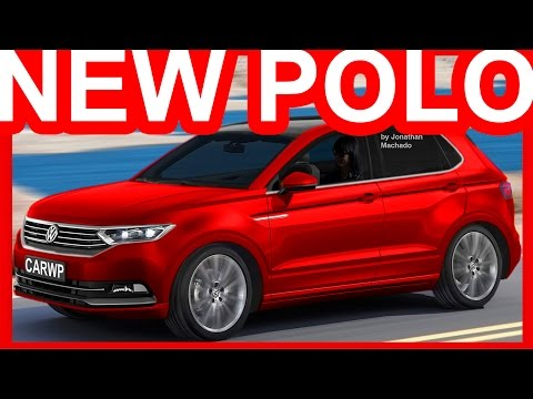 PHOTOSHOP New 2018 Volkswagen Polo @ T-Cross Breeze Concept #VW