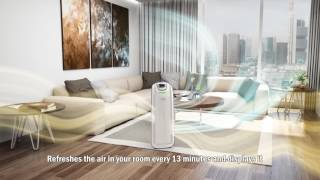 New Pureit AIR Purifier with Pure Lung Technology.