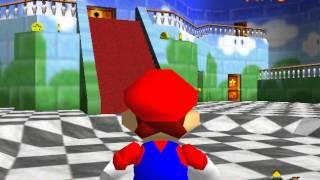 Super Mario 64 - Peach