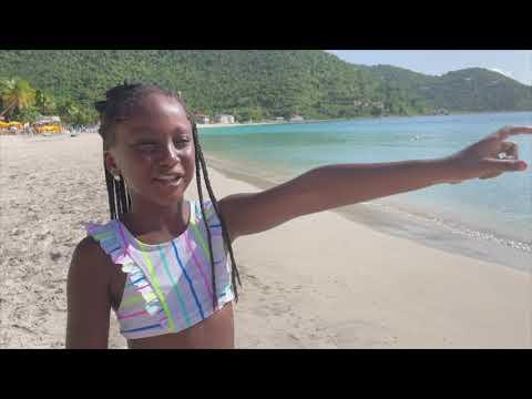 BVI Swim School Summer 2021