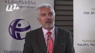 Կոռուպցիան ավիրել է Հայաստանի անվտանգության համակարգը