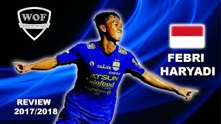 FEBRI HARYADI |  Persib Bandung | Unreal Speed, Goals, Skills & Assists | 2017  (HD)
