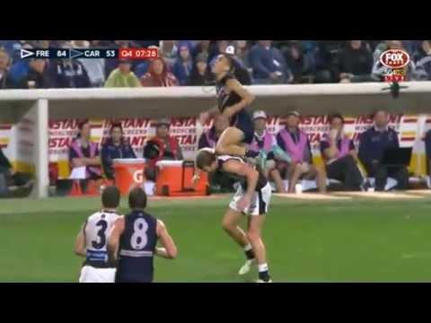 Michael Walters - Fremantle Dockers #10 Highlights