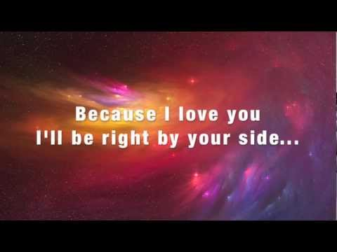 Mark 'Oh - Because I Love You (with lyrics)