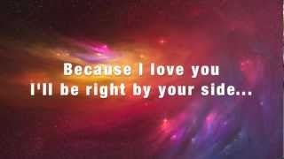 Mark 'Oh - Because I Love You (with lyrics)