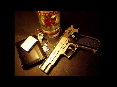 Nightcore Bottle and Gun Hollywood Undead