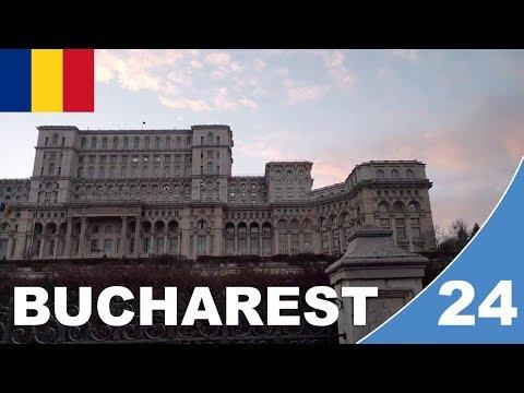 Romania: Parliament building in Bucharest