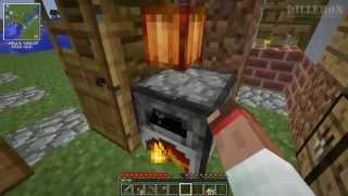 [ч.04] Безумные приключения в Minecraft - Грифим урожай