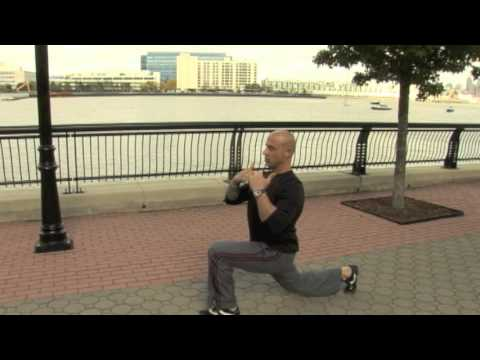 How To Perform Lunges