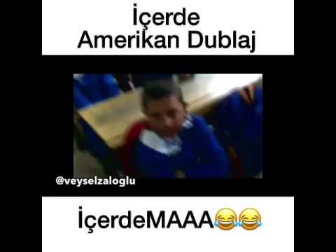 Amerikan Dublaj -  İçerde İçerdema