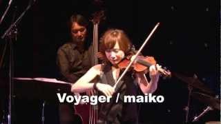 2012.6.20ニューアルバムリリース決定!http://www.jvmaiko.com/ maiko ...