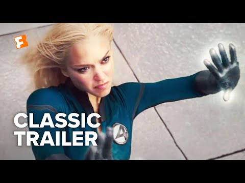 Fantastic Four: Rise of the Silver Surfer trailers