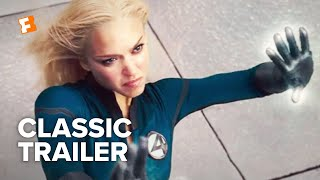 Fantastic Four: Rise of the Silver Surfer (2007) Trailer #1 | Movieclips Classic Trailers