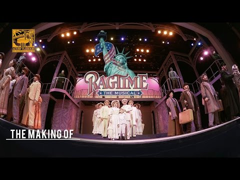 Making of Ragtime The Musical Actors' Playhouse Coral Gables Video Production by Diego Pocovi