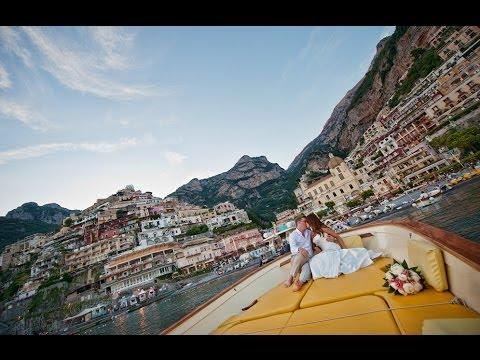 Wedding In Positano At Hotel Marincanto Matrimonio A Positano Al Hotel Marincanto