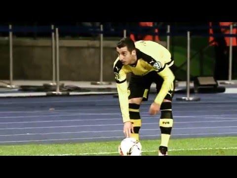 Henrikh Mkhitaryan Vs Hertha BSC (Away) 21.04.16 HD