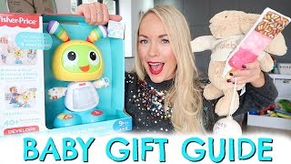 Baby Gift Guide | Baby Gift Ideas | Baby Gifts Haul
